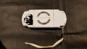 Sony PSP Star Wars Darth Vader Edition