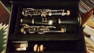 Serviced clarinets - several brands to choose from