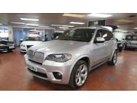 2012 BMW X5 xDrive40d M SPORT Auto PAN ROOF SAT NAV