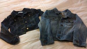 Lots de vêtements de fille 5-6