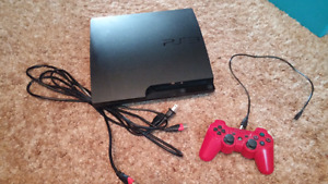 PS3 with 320 gig HDD