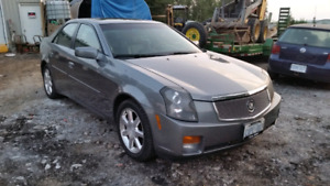 2005 Cadillac CTS **ONLY 113km** Loaded