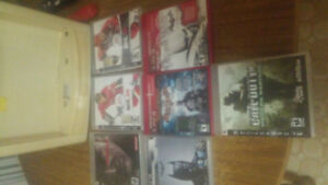 7 ps3 games forsale