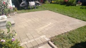 Interlocking Brick, Patio & Paver Stones by Two Guys Landscaping