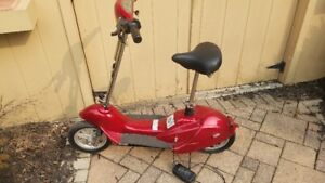 ELECTRIC SCOOTER, FOLDABLE, ONLY 250.00