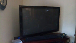 FINAL reduction!SAMSUNG 50 inch FLAT panel TV-(2010)