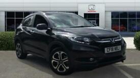 image for 2018 Honda HR-V 1.5 i-VTEC EX CVT 5dr Petrol Hatchback Auto Hatchback Petrol Aut