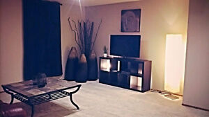 One bedroom basement suite for male apprentice or male student