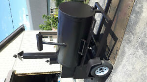 Bbq smokers manufacturing