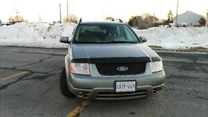 2005 Ford FreeStyle/Taurus X sel SUV, Crossover