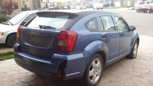 Dodge caliber 2007 for parts