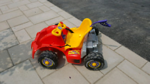 Power Wheels Get Set Go! Kart