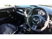 2013 Mini Hatch 2.0 Cooper S D 3dr Manual Diesel Hatchback