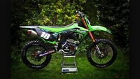 ISO 85cc dirt bike