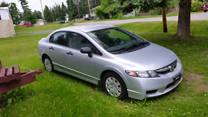 2010 Honda Civic Automatic