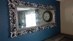 Large floor mirror or wall..