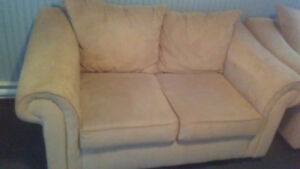 Double Wide Love Seat