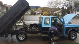 92 ford f250 diesel 4x4 7.3l