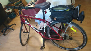"FUJI ABSOLUTE Bicycle 19"" excellent condition"