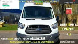 2017 Ford Transit 2.0 350 EcoBlue RWD L3 H3 EU6 5dr, 1 OWNER , FSH , 1YR MOT, WA