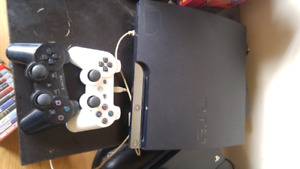 Ps3 with lots of games