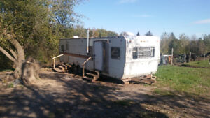 Trailer home/hunt camp/FREE + delivery