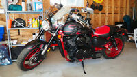Special Edition bike - illness forces sale - only 12235 kms!
