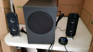 Speaker system  - Bluetooth