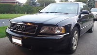 2003 Audi A8 Sedan Emission Passed and Excellent Condition