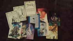 MARVEL and Boris Vallejo Vintage Card Collections Strathcona County Edmonton Area image 8