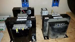 2KVA (2000VA) Transformer 600V/480V/240V-120V (3 Available) Strathcona County Edmonton Area image 2