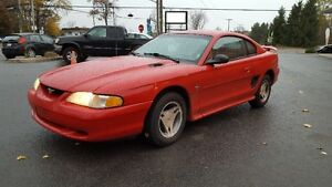 1998 Ford Mustang Coupe (2 door) West Island Greater Montréal image 1
