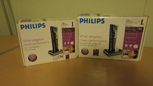 Philips digital line phone with answering machine