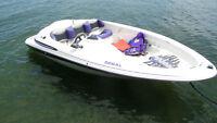 Doral Rebel Jet Boat