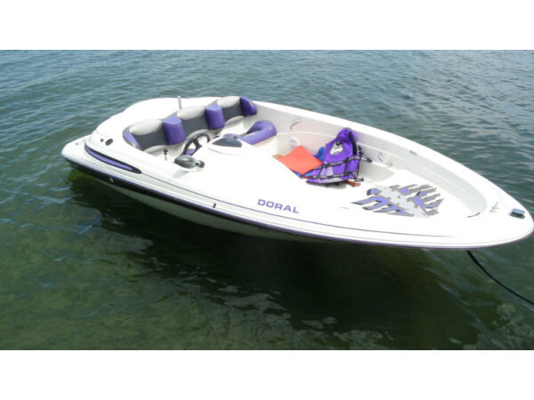 Used 1997 Doral Boats Doral Rebel Jet Boat