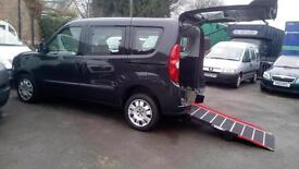 2011 Fiat Doblo Diesel MultiJet My Life Wheelchair Accessible Vehicle