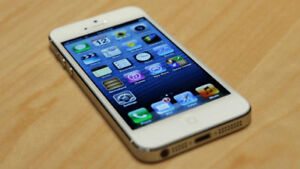 White iPhone 5 (16GB)