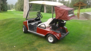 GOLF CART FOR SALE  ...........SOLD......