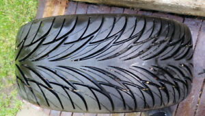 Selling Tires only. Federal super steel 595 225/35zr18 83w Tread