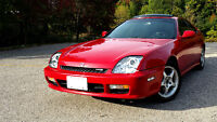Honda Prelude Saftey and E-tested