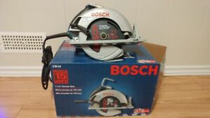 Bosch 7 ¼ Inch Circular Saw (New)