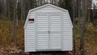NEW 8X10 BABY BARN / STORAGE SHED FOR SALE