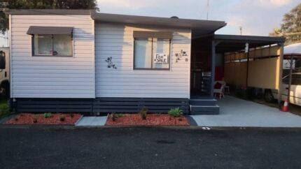 2 Bedroom Relocatable home Barrack Point NSW  $137,000.00 FIXED Barrack Point Shellharbour Area Preview