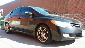 ACURA CSX TYPE S 2007 (Soup up potential)