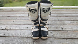 Fox Racing Comp 5 Boots-Size 10 mens
