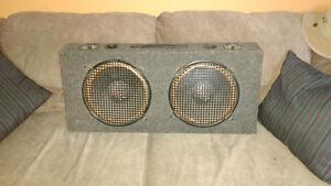 speaker  box ****REDUCING TO 20$