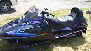 Polaris Indie 600 xlt special for sale or trade