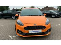 2019 Ford Fiesta ST PERFORMANCE EDITION 1.5 200ps Manual Hatchback Petrol Manual