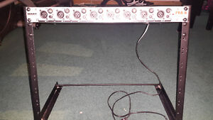 Nady PRA-8 8 channel pre-amp with 8 slot rack mount