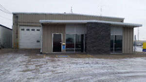 South Edmonton Industrial Shop and Yard